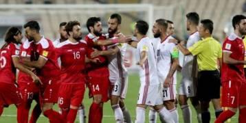 هل تواطأ المنتخب الإيراني مع نظيره السوري في مباراة الصعود لملحق المونديال؟