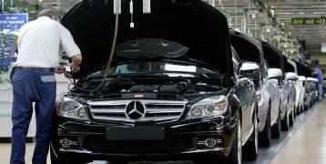 مرسيدس تستدعي أكثر من مليون سيارة بسبب عطل