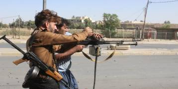 """""""داعش"""" يسيطر على أجزاء من طريق دولي بين العراق والاردن"""