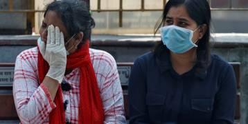 فيروس كورونا يغزو الهند والإصابات تتزايد يوما بعد يوم