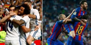 الفارق الحقيقي بين برشلونة وريال مدريد
