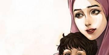الأمهات واجهة المجتمع وعلى أيديهن يعد شعب طيب الأعراق