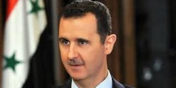 الاسد : لن اتنازل عن السلطة والحكم في سوريا .