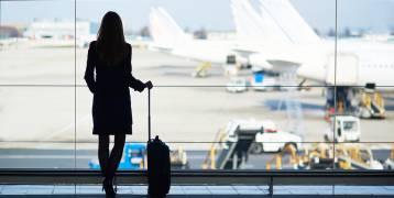 فرنسا : فتيات بصحبة رجال أعمال على متن طائرة خاصة لخرق حجر كورونا!