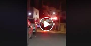مصرع طفلين بحريق منزل بمدينة كفر قاسم