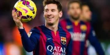 ميسي سيبقى حتى عام 2021......و نادي برشلونة يتنفس الصعداء.