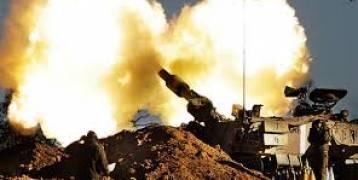 فلسطين : 5 إصابات إحداها خطيرة في قصف إسرائيلي شرق خان يونس
