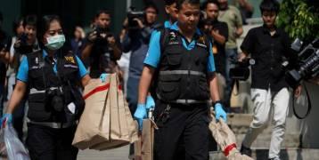 24جريحًا بانفجار بمشفى عسكري بتايلند