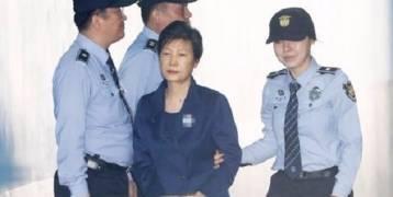 """كوريا الجنوبية : الرئيسة السابقة تصف محاكمتها بـ""""الانتقام السياسي"""""""