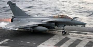"""قصف سوريا تدشن """"العصر العسكري"""" لفرنسا"""