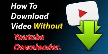 كيف تقوم بتحميل الفيديوهات عن طريق اليوتيوب؟؟