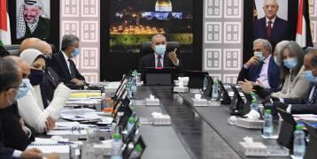 اجتماع وزاري لبحث تمديد إغلاق الضفة من عدمه اليوم