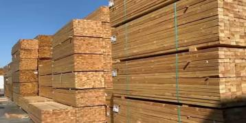 """""""ارقام صادمة """" ..اسعار الخشب في فلسطين ترتفع الى الضعف"""