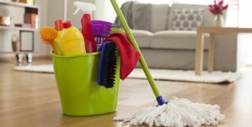 الروتين اليومي لتنظيف البيت