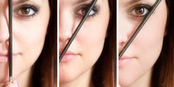 ماهي رسمة الحواجب المناسب لشكل وجهك؟؟