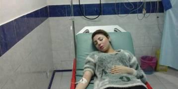 #صور: محاولة قتل فنانة مصرية شابة داخل شقتها