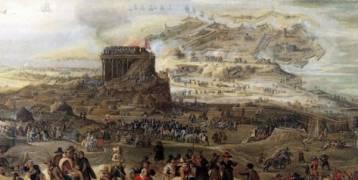 عندما نفَّذ العثمانيون أطولَ حصار سجله التاريخ.. 9 تطويقات عسكرية أوقعت ملايين الضحايا