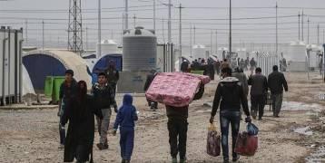 """400ألف شخص """"عالقون"""" في الموصل"""