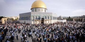 """""""التوتر بالأقصى"""" موضوع خطبة الجمعة في 100 مسجد """"بالخرطوم"""""""