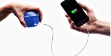 اشحن هاتفك من جسمك