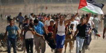 الحراك الوطني يعلن النفير ونذير الغضب على خطوط التماس مع الإحتلال في غزة