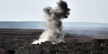 التحالف الدولي يستهدف مواقع عسكرية في دير الزور بسوريا