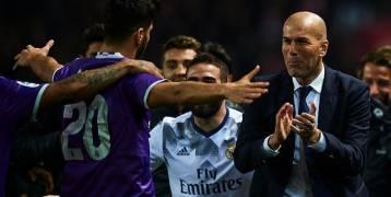 موهبة ريال مدريد يقترب من المغادرة .