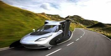 تعرف على مواصفات وسعر أول سيارة طائرة تطرح في الأسواق
