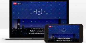 أداة بفيسبوك تحول الكلام لنص مكتوب عند بث الفيديو مُباشرةً