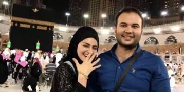 فيديو مؤثر لشاب تركي يطلب يد فتاة عند الكعبة