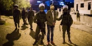 جيش الاحتلال يعتقل مواطنين ويستدعي آخرا جنوب بيت لحم