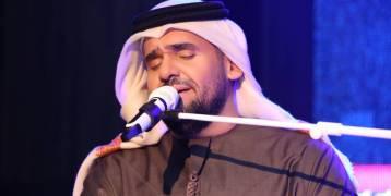 """حسين الجسمي يغني ضد قطر.. والقطريون: """"غنّيت ضدنا يا حظنا"""""""