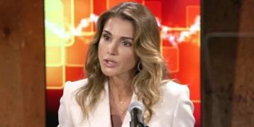 الملكة رانيا: لن يستطيع اي قرار سياسي ان يغير من عروبة القدس