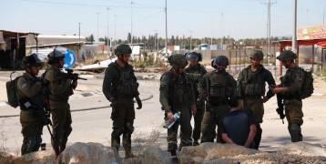 الاحتلال يعتقل شبان ويقتحم قرية فحمة قضاء جنين