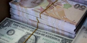 انخفاض تاريخي بسعر الليرة التركية