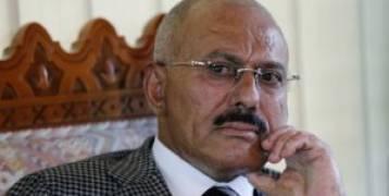 شاهد بالفيديو.. آخر ظهور لصالح أمام منزله في صنعاء قبل قتله