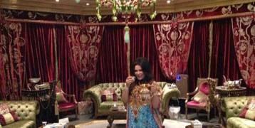 جولة في قصر أحلام - صور