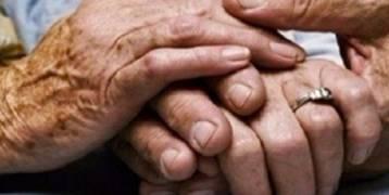 زوجان عاشا معا 68 سنة وتوفيا معا