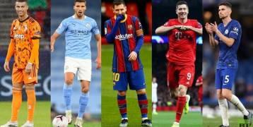 مركز الدراسات السويسرية CIES يكشف قائمة أفضل 98 لاعبا في 2021