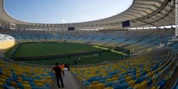ملعب ماراكانا الاسطوري البرازيلي يعود من جديد