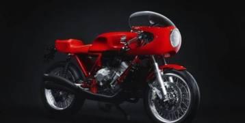 ماغني تكشف عن درّاجة نارية جديدة بلمسات كلاسيكية