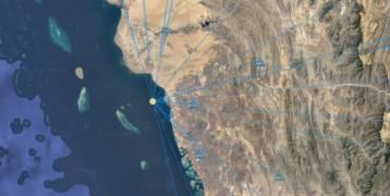 هزة أرضية بقوة 3.4 تضرب البحر الأحمر