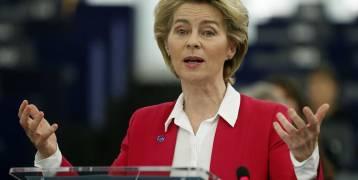 رئيسة المفوضية الأوروبية تدخل الحجر الصحي بعد حضورها اجتماعا مع شخص مصاب بكورورنا