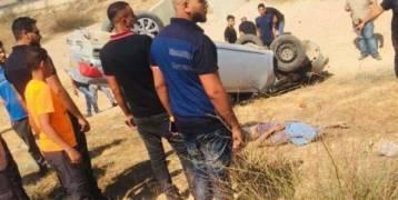 وفاة اولاد عم بحادث سير مروع في النقب