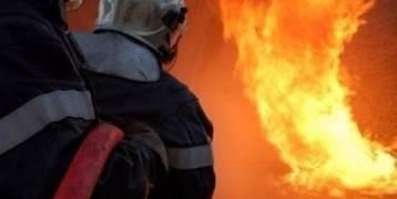 وفاتان و6 إصابات خطرة إثر حريق منزل بجرش