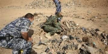 العراق : العثور على مقبرة جماعية لضحايا داعش في كركوك