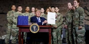ميزانية ترامب المرتقبة تعزز الجيش وتقلص شبكة الأمان الاجتماعي