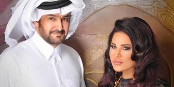 زوج الفنانة الاماراتية احلام ينحاز لبلاده قطر في أزمتها والعائلة تفر إلى لندن