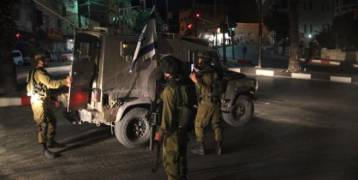 اسرائيل تشن حملة اعتقالات بالضفة الغربية