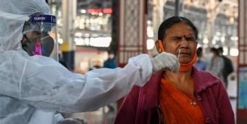 26355 إصابة جديدة بكورونا في الهند